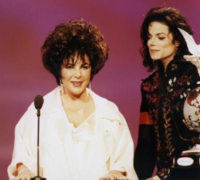 """1994 """"Jackson Family Honors"""" Awards montrer"""