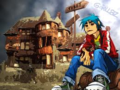 2-D in horror movie - gorillaz photo