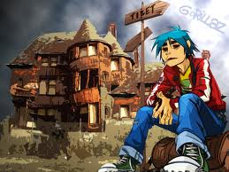2-D in horror movie