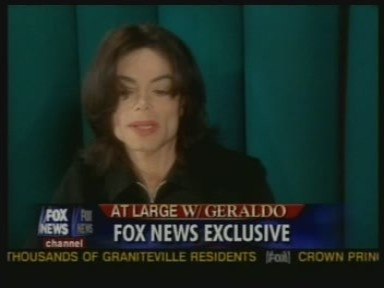 2005 Interview With Geraldo Rivera