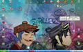 2D n Noodle Desktop - gorillaz photo