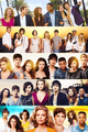 90210 cast over the years. - 90210 fan art