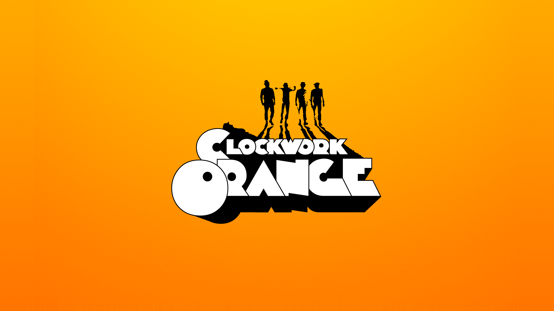 clock work orange We see this side effect in a clockwork orange in that the prison experimenters chose the series of violent movies that were silent.