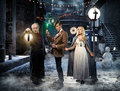 A Doctor Who Christmas - sinnas-soiree fan art