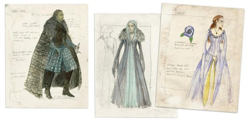 A Game of Costume design