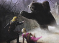 A Song Of Ice And Fire - 2013 Calendar - The Bear Pit - a-song-of-ice-and-fire photo