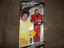 "A Vintage Michael Jackson ""Thriller"" Doll"