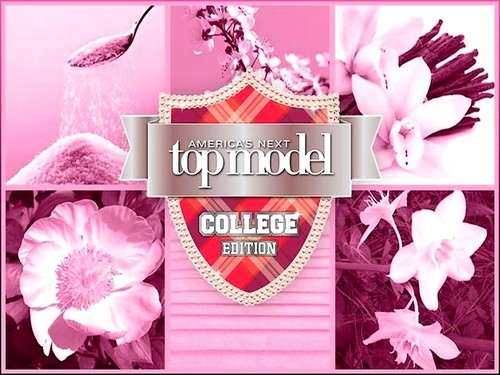 ANTM college edition Wallpaper- ep 11 - Dream Come True essences
