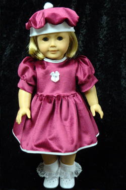 Adorable Doll Clothes for 18 inch anak patung