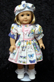 Adorable Doll Clothes for 18 inch dolls - american-girl-dolls photo