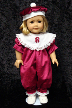 Adorable Doll Clothes for 18 inch bonecas