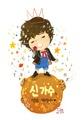 Adorable Shinhwa Hyesung