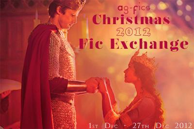 Ag-fics Weihnachten 2012 Fic Exchange