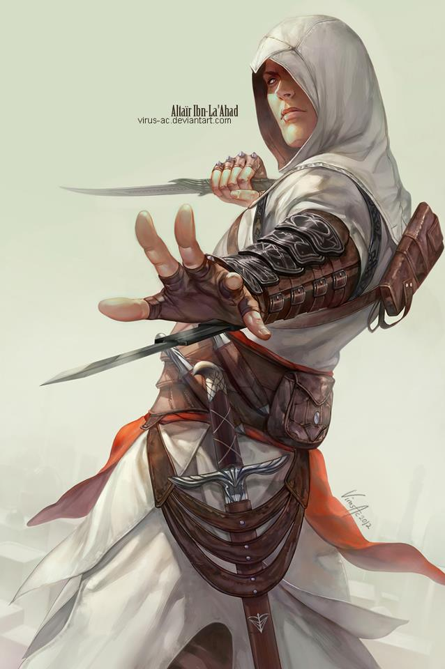 assassins creed altair ibn - photo #11