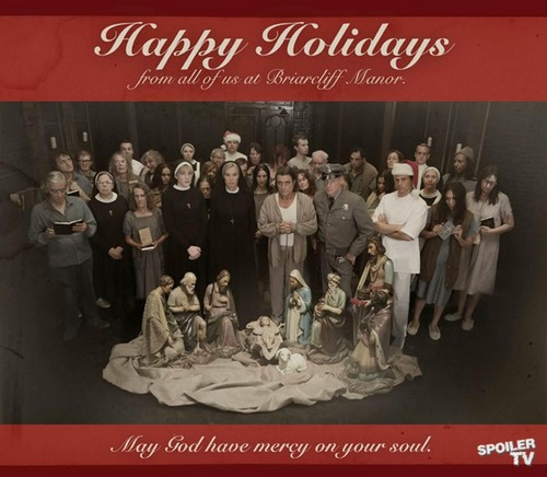 American Horror Story - Season 2 - Season Greetings Poster