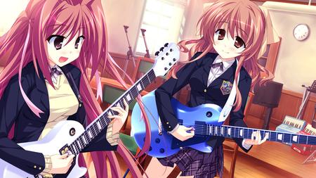 ऐनीमे Girls II