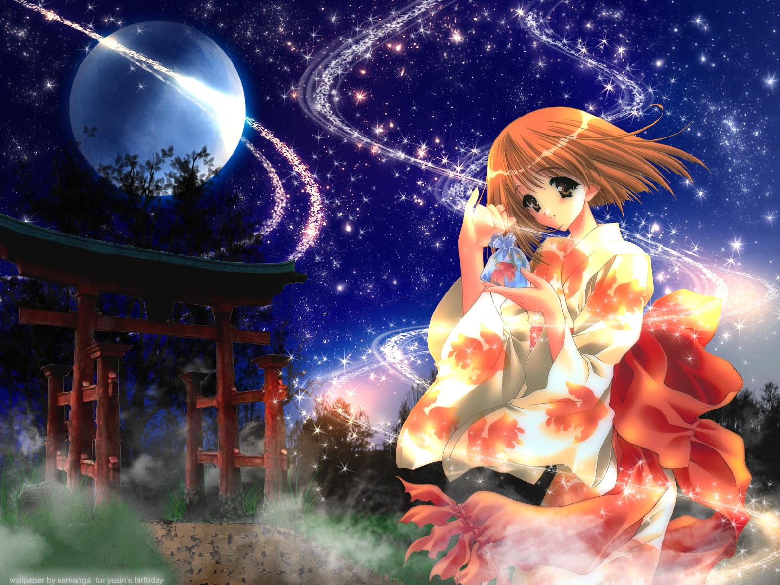 anime girls anime wallpaper 32978141 fanpop