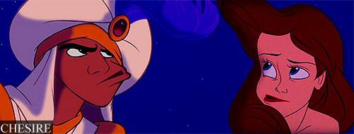 Ariel/Aladdin