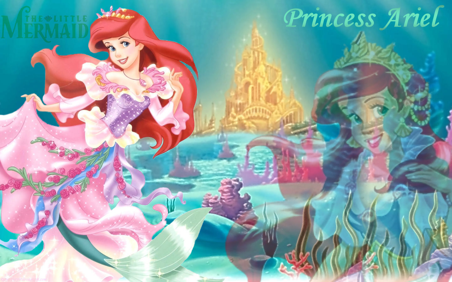 ariel wall decals hd pictures