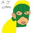 Artemis cool huh? - young-justice fan art