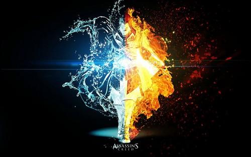 Логотип Assassin Creed  Купить Логотип Assassin Creed