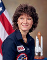 Astronaut Sally Ride - the-80s photo