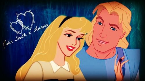 Aurora x John Smith