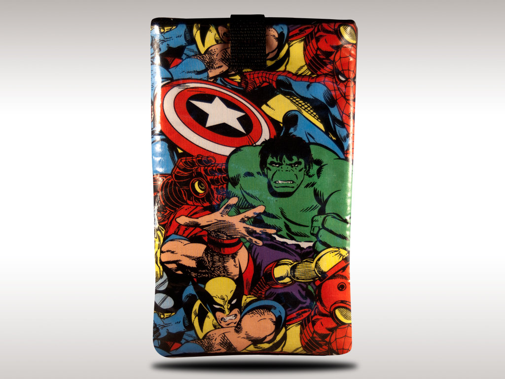 The Avengers Avengers 7 and 10 inch tablet case/sleeve