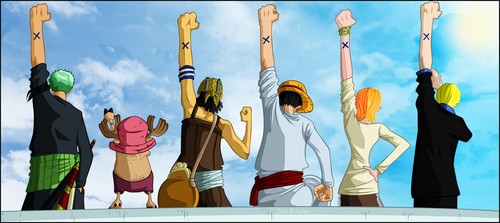 Awesome One Piece Pics!