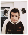 Aww Josh In His Monkey 1sie
