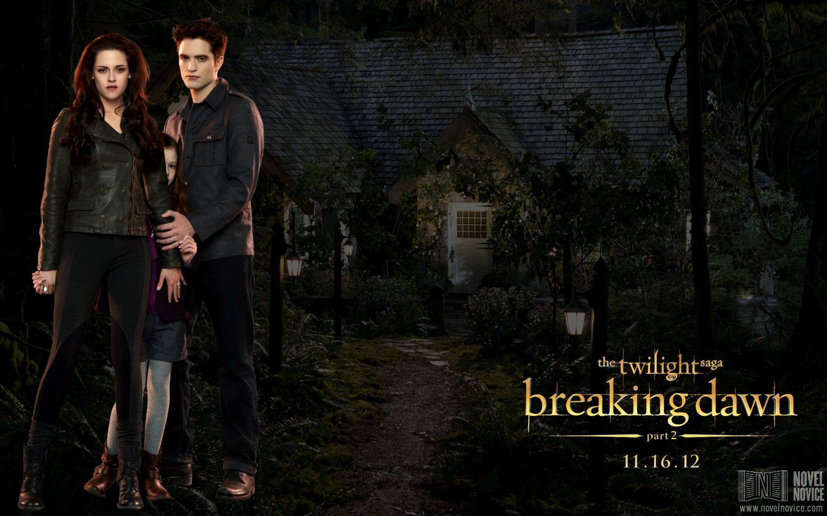 breaking dawn Amanecer (en inglés breaking dawn) es la cuarta novela de la saga crepúsculo, escrita por stephenie meyer y la última narrada desde la perspectiva de bella swan.