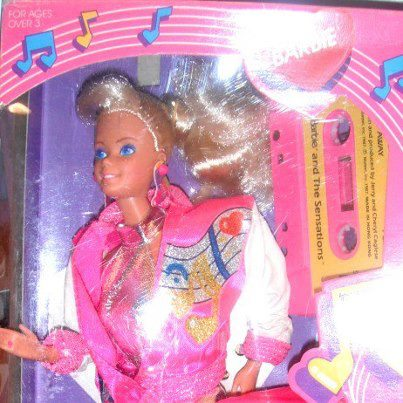 Barbie And The Sentsations Doll