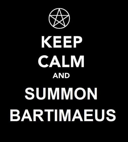 Bartimaeus Trilogy