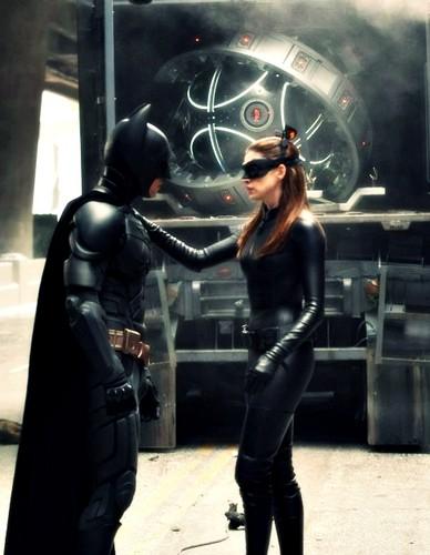 ব্যাটম্যান & Catwoman