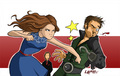 Belle & Captain Hook