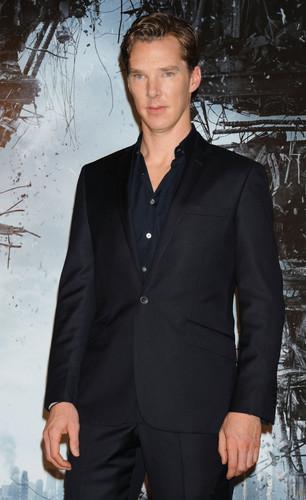 Benedict Cumberbatch   'Star Trek Into Darkness' Special Footage Presentation