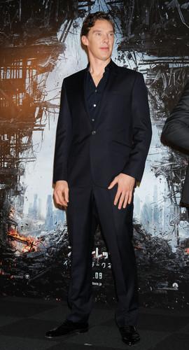 Benedict Cumberbatch | 'Star Trek Into Darkness' Special Footage Presentation