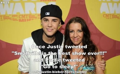 Bieber Facts