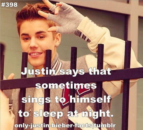 Justin Bieber wallpaper titled Bieber Facts