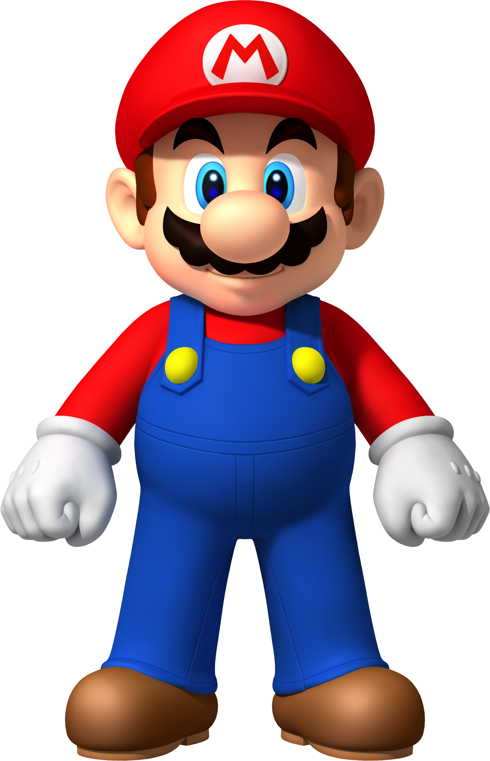 Big Mario - Super Mari...