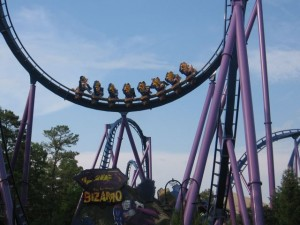 Six Flags Great Adventure Bizarro
