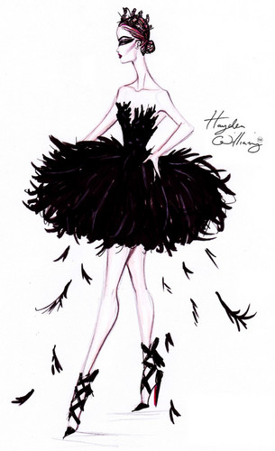 Black лебедь
