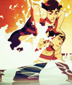 Bolin and Mako - avatar-the-legend-of-korra photo