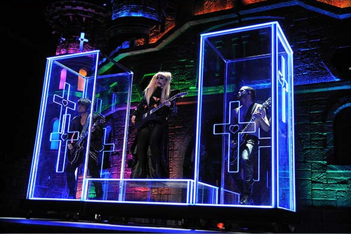 Born This Way Ball Rehearsals in Seoul