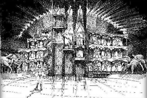 Born This Way Ball Stage Concepts