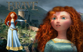 brave - Brave Merida wallpaper