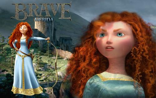Merida - Legende der Highlands Merida