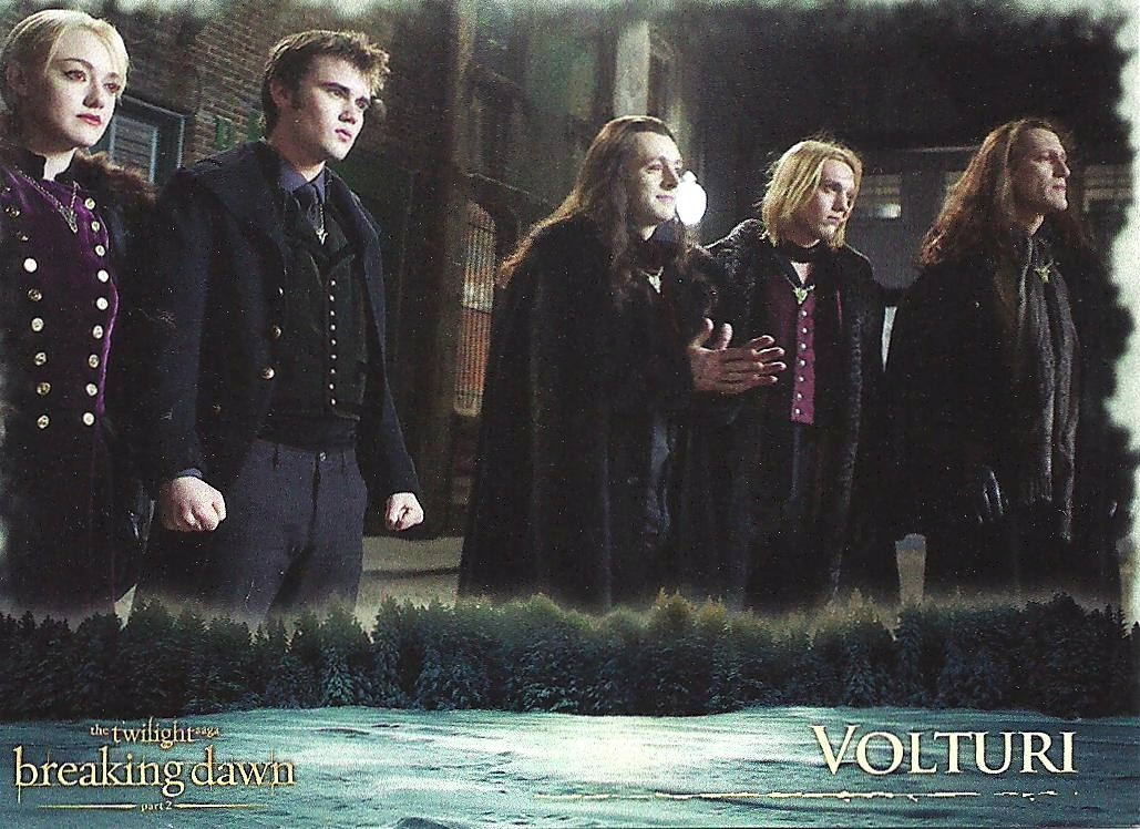 Breaking Dawn part 2 cards