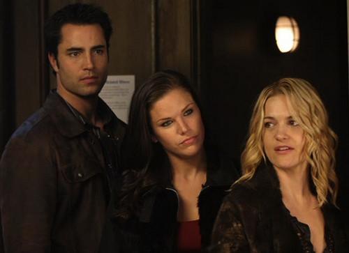 Brennan Mulwray with Lexa Pierce & Shalimar শিয়াল