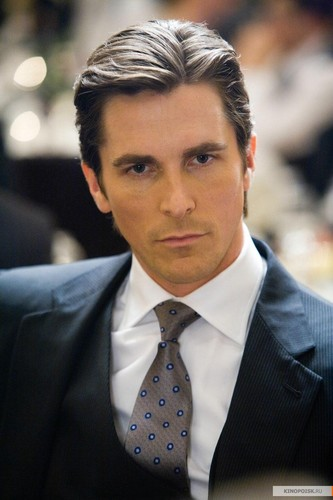 Bruce Wayne wallpaper containing a business suit, a suit, and a two piece titled Bruce